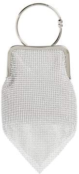 Nordstrom Ring Mesh Clutch