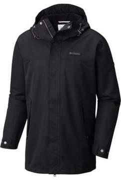 Columbia South Canyon Waterproof Long Jacket