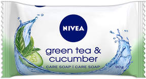 Nivea Green Tea + Cucumber Bar Soap by 90g Bars Of Soap)