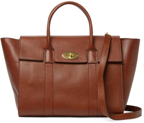 Mulberry Women's Bayswater Medium Leather Satchel