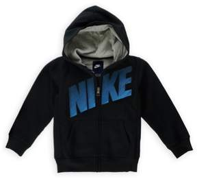 Nike Boys Logo Hoodie Sweatshirt