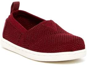 Toms Knit Alpargata Slip-On Flat (Baby, Toddler, & Little Kid)