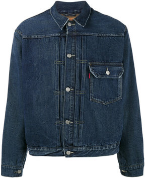 Levi's Vintage 1936 Type I Lined Denim Jacket