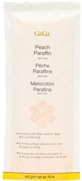GiGi Peach Paraffin Wax