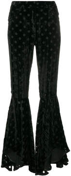House of Holland flared trousers