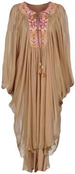 Blank 3/4 length dresses