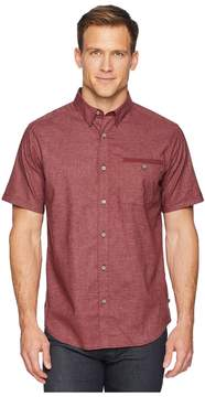 Mountain Hardwear Denton Short Sleeve Shirt Men's Short Sleeve Button Up