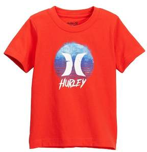 Hurley Dawn of Surf Tee (Toddler Boys)