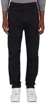 Officine Generale Men's Cotton Slim Cargo Pants