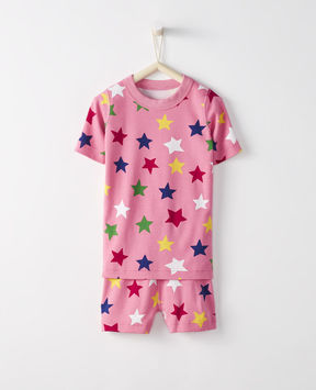 Hanna Andersson Short John Pajamas In Organic Cotton