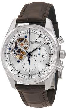 Zenith Chronomaster El Primero Silver Dial Automatic Men's Chronograph Watch