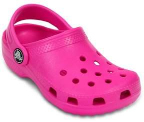 Crocs Tofflor, Kids Classic, Neon Magenta