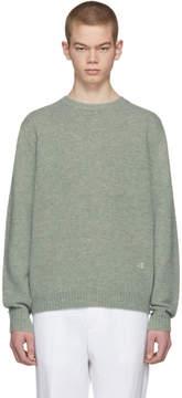 Acne Studios Green Nicoul Sweater