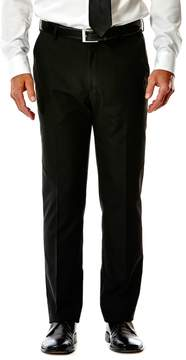 Haggar Men's Suit Up System Slim-Fit Flat-Front Suit Pants