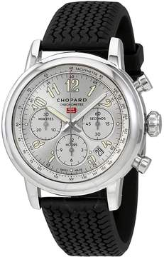 Chopard Mille Miglia Chronograph Automatic Silver Dial Men's Watch
