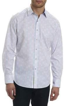 Robert Graham Bora Striped Sport Shirt
