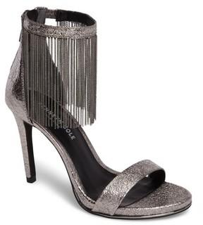 Kenneth Cole New York Women's Bettina Chain Fringe Sandal