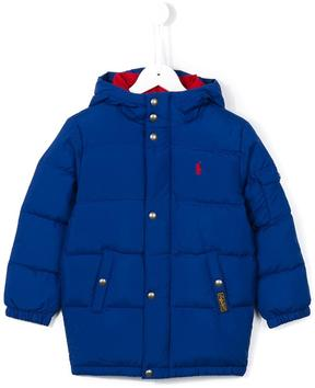 Ralph Lauren Kids puffer jacket