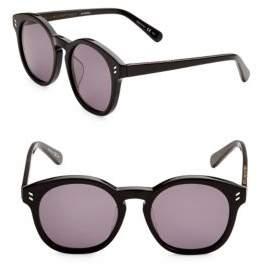 Stella McCartney 51MM Round Sunglasses