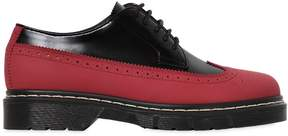 Joseph 30mm Rubber & Brushed Leather Shoes