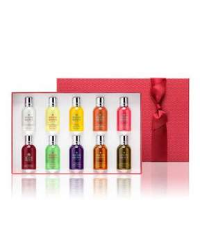 Molton Brown Stocking Stuffers Christmas Gift Collection, 10 Pieces