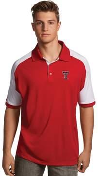 Antigua Men's Texas Tech Red Raiders Century Polo