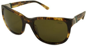 Polo Ralph Lauren Sunglasses - Ph4066 / Frame: Tortoise Lens: Brown