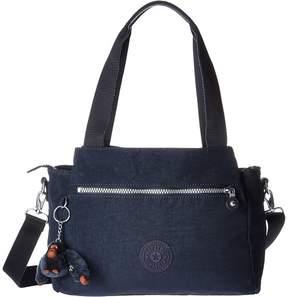 Kipling Elysia Satchel Satchel Handbags - BLACK - STYLE