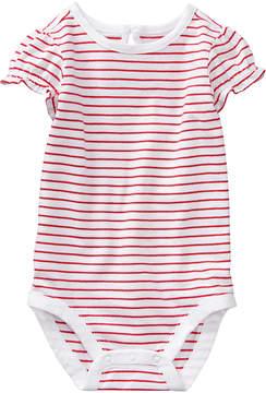 Gymboree True Red Stripe Bodysuit - Newborn & Infant