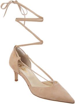 Butter Shoes Prance Suede Pump