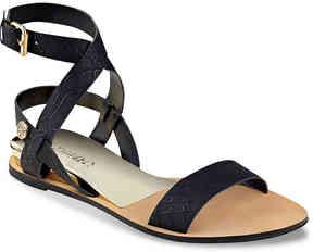 GUESS Women's Leigha Flat Sandal
