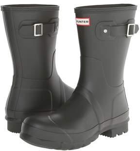 Hunter Short Rain Boots Men's Rain Boots