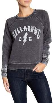 Billabong Heritage Bolt Raglan Sweatshirt