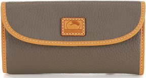Dooney & Bourke Patterson Collection Continental Clutch - TAUPE - STYLE