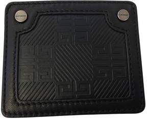 Givenchy Leather card wallet