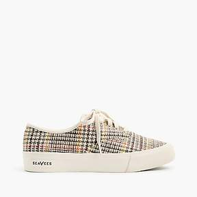 J.Crew SeaVees® for Legend sneakers in plaid