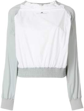 adidas by Stella McCartney shell pullover jacket