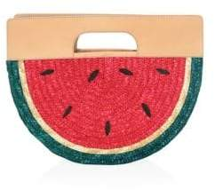 Alice + Olivia Donna Watermelon Handled Bag
