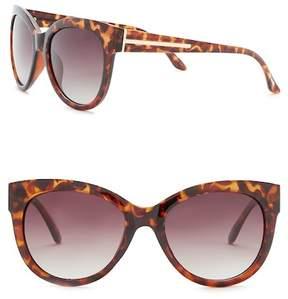 Steve Madden Polarized Cat Eye Sunglasses