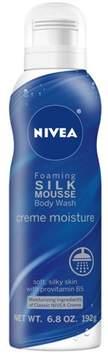 Nivea Silk Mousse Body Wash Crème Moisture - 6.8oz