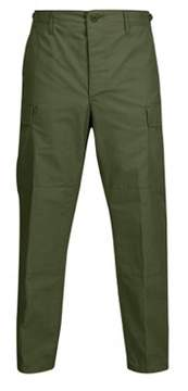 Propper Genuine Gear BDU Trousers, 60/40 Cot/Pol, Made in Haiti, Olive - 3XL, Re