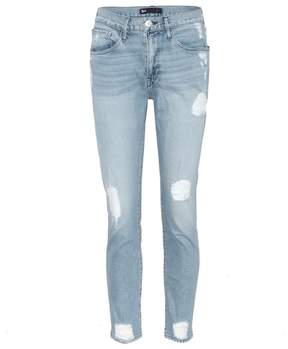 3x1 Slim Boy Toy high-rise cropped jeans