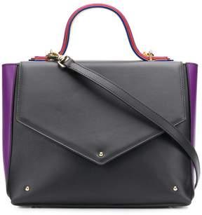 Sara Battaglia square shaped bag