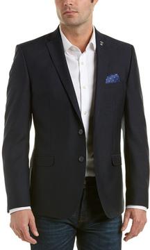 Nick Graham Cheetah Modern Fit Sportcoat