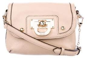 DKNY Grained Leather Crossbody Bag