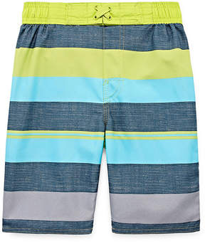 Arizona Stripe Swim Trunk - Boys 4-20 & Husky