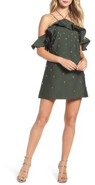 C/Meo Collective Assemble Embellished Shift Dress
