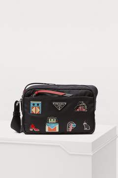 Prada Camera nylon crossbody bag