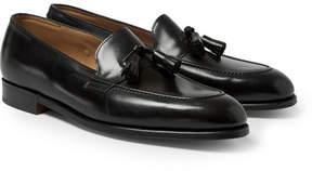 John Lobb Truro Leather Tasselled Loafers