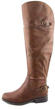 American Rag Womens Aadap Almond Toe Mid-calf Riding Boots.